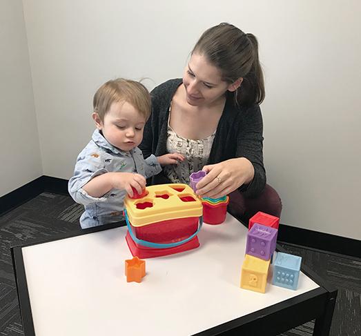 ergotherapie enfant pediatrie
